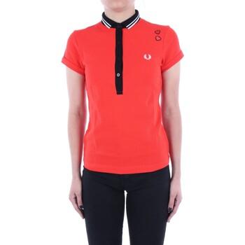 Abbigliamento Donna T-shirt maniche corte Fred Perry SG8104 Maniche Corte Donna nd nd