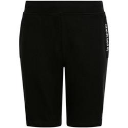 Abbigliamento Unisex bambino Shorts / Bermuda Le Coq Sportif Ess Short Regular N Nero