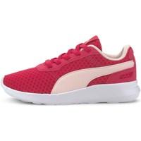 Scarpe Bambina Fitness / Training Puma 369070 Rosa