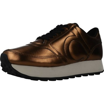 Scarpe Donna Sneakers basse Duuo PRISA HIGH 001 Oro