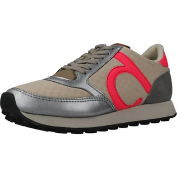 Scarpe Donna Sneakers Duuo PRISA KID LACE 031 Beige