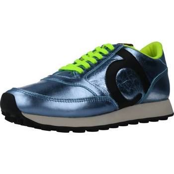 Scarpe Donna Sneakers Duuo PRISA KID LACE 033 Blu