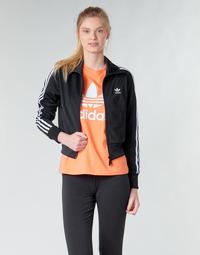 Abbigliamento Donna Giacche sportive adidas Originals FIREBIRD TT Nero