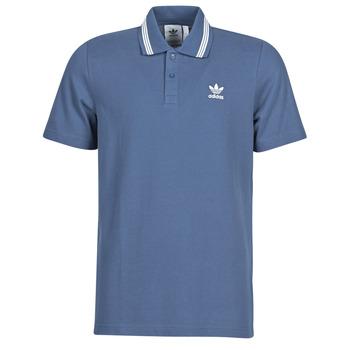 Abbigliamento Uomo Polo maniche corte adidas Originals PIQUE POLO Blu