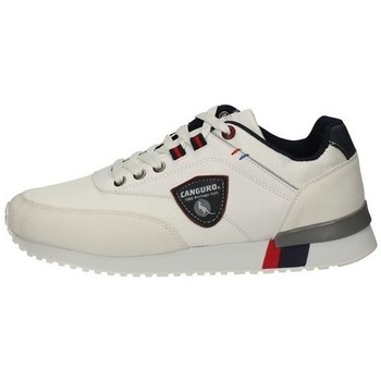 Scarpe Uomo Sneakers basse Canguro ATRMPN-19983 Bianco