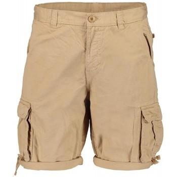 Abbigliamento Uomo Shorts / Bermuda Scout Bermuda  100% Cotone (10065-be) Beige