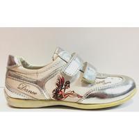 Scarpe Bambina Sneakers basse Asso ATRMPN-20013 Argento