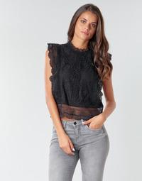 Abbigliamento Donna Top / Blusa Only ONLKARO Nero