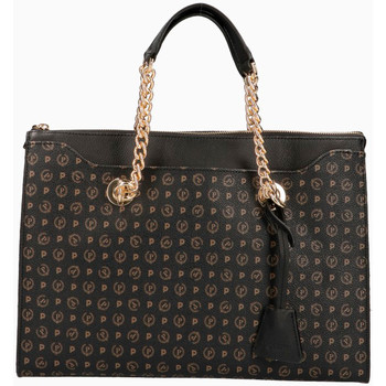 Borse Donna Tote bag / Borsa shopping Pollini Shopper NERO