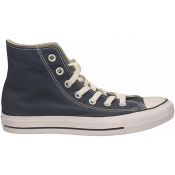 Scarpe Sneakers alte Converse ALL STAR HI CANVAS navy