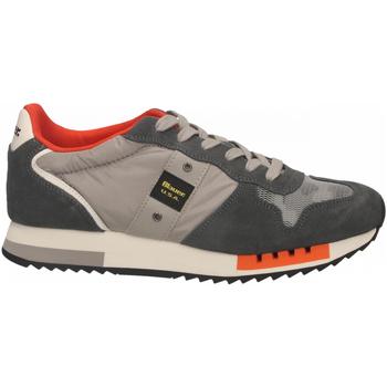 Scarpe Uomo Sneakers basse Blauer QUEENS01 grey