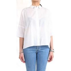 Abbigliamento Donna Camicie Cappellini M06114 Bianco