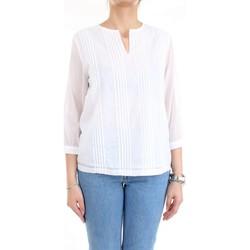 Abbigliamento Donna Camicie Cappellini M06282L1 Bianco