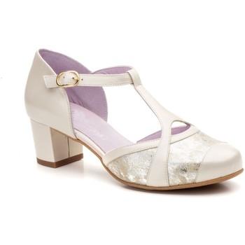 Scarpe Donna Décolleté Gavi's Shoes Para Ella  Doré