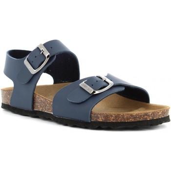 Scarpe Unisex bambino Sandali Gold Star scarpe junior sandalo 1805 BLU(28/39) Blu