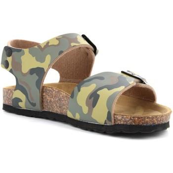 Scarpe Unisex bambino Sandali Gold Star scarpe junior sandalo 1805ST MIMETICO (28/39) Mimetico