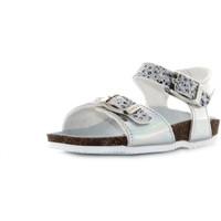Scarpe Unisex bambino Sandali Gold Star scarpe junior sandalo 8846AT BIANCO Bianco