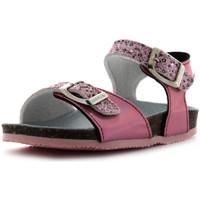Scarpe Unisex bambino Sandali Gold Star scarpe junior sandalo 8846AT ROSA Rosa