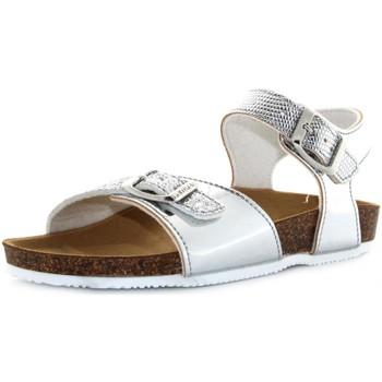 Scarpe Unisex bambino Sandali Gold Star scarpe junior sandalo 8846TT ARGENTO Argento