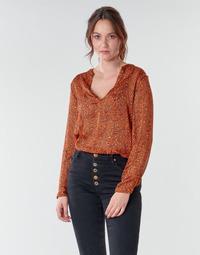 Abbigliamento Donna Top / Blusa Moony Mood NOUM Rouille