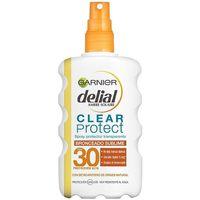 Bellezza Protezione solare Garnier Clear Protect Spray Transparente Spf30  200 ml