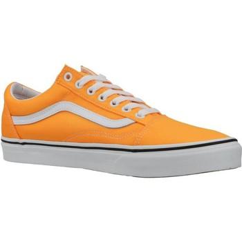 Scarpe Uomo Sneakers basse Vans UA OLD SKOOL Arancione