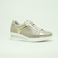 Scarpe Donna Sneakers basse NeroGiardini ATRMPN-20145 Beige