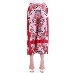 Abbigliamento Donna Pantaloni morbidi / Pantaloni alla zuava Lanacaprina PF2232 Rosso