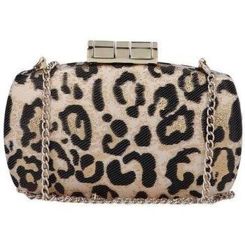 Borse Donna Pochette / Borselli Nali' KDBS0038 Clutch  Donna Leopard Nalì Leopard