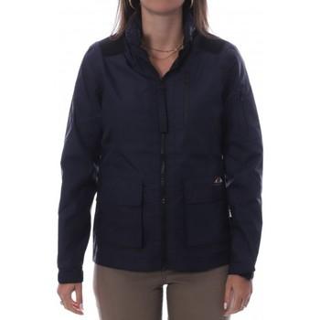 Abbigliamento Donna Parka Les voiles de St Tropez 600FZ80 Blu