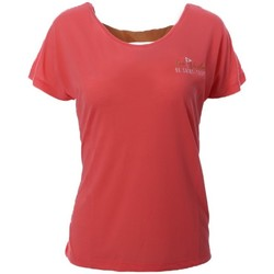 Abbigliamento Donna T-shirt maniche corte Les voiles de St Tropez V8TSW02-XCM Rosa