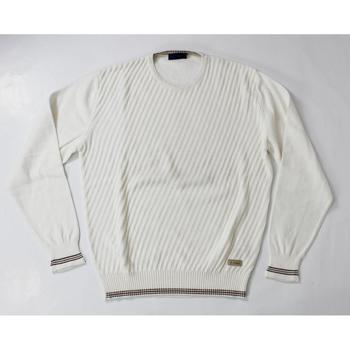 Abbigliamento Uomo Maglioni Trussardi ATRMPN-20165 Bianco