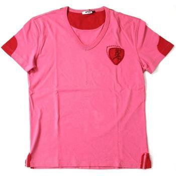 Abbigliamento Uomo T-shirt & Polo Gas ATRMPN-20178 Rosa