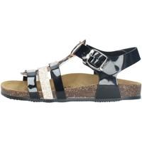Scarpe Bambina Sandali Biochic 44168S BLACK
