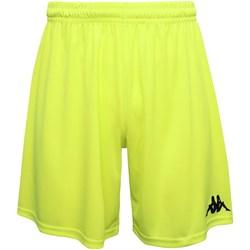 Abbigliamento Uomo Shorts / Bermuda Kappa 303jik0 Giallo