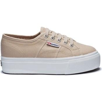 Scarpe Donna Sneakers basse Superga s0001l0 Beige