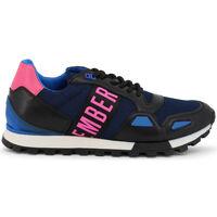 Scarpe Uomo Sneakers basse Bikkembergs - fend-er_2232 Blu