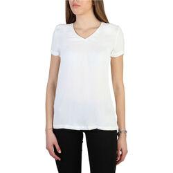 Abbigliamento Donna T-shirt maniche corte Armani jeans - 3y5h43_5nyfz Bianco