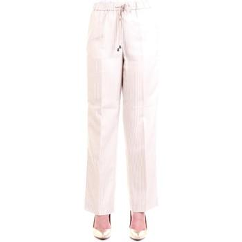 Abbigliamento Donna Pantaloni 5 tasche Cappellini 59M04250U Beige