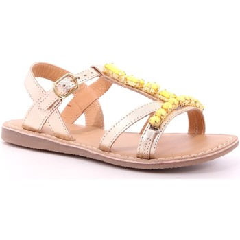 Scarpe Bambina Sandali Asso 368 - AG-6602A Oro