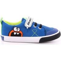 Scarpe Bambino Sneakers basse Garvalin 79 - 202805 Azzurro