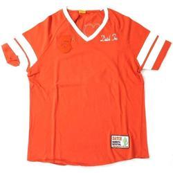 Abbigliamento Uomo T-shirt & Polo Datch ATRMPN-20203 Arancio