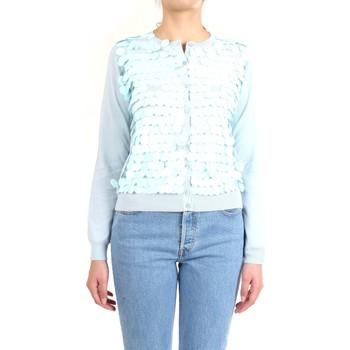 Abbigliamento Donna Gilet / Cardigan Lanacaprina PF2011 MENTA