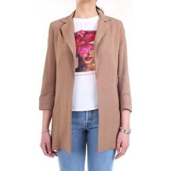 Abbigliamento Donna Cappotti Lanacaprina PF2304 TERRA