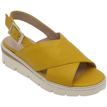 Scarpe Donna Sandali Angela Calzature ANSLETULIP070Giallo giallo