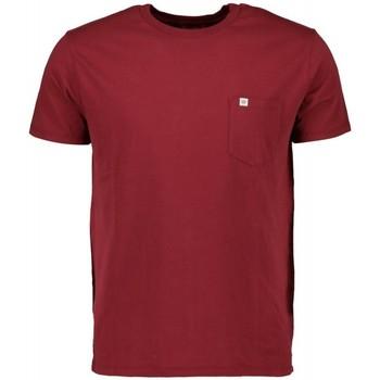 Abbigliamento Uomo Polo maniche corte Scout T-shirt M/m  (10584-bordeaux) Bordeaux