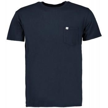 Abbigliamento Uomo T-shirt maniche corte Scout T-shirt M/m  (10584-blu) Blu