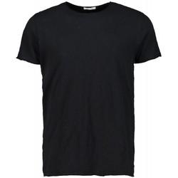 Abbigliamento Uomo T-shirt maniche corte Scout T-shirt M/m  (10184-nero) Nero