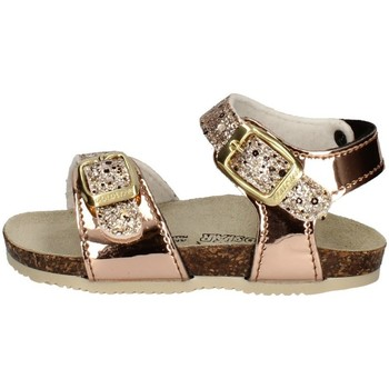 Scarpe Bambina Sandali Gold Star 8846AT oro
