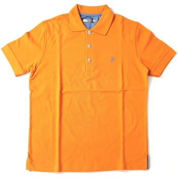 Abbigliamento Uomo Polo maniche corte Ingram ATRMPN-20217 Arancio